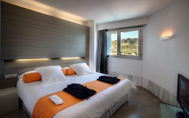 hotel calagrande cabo de gata almeria