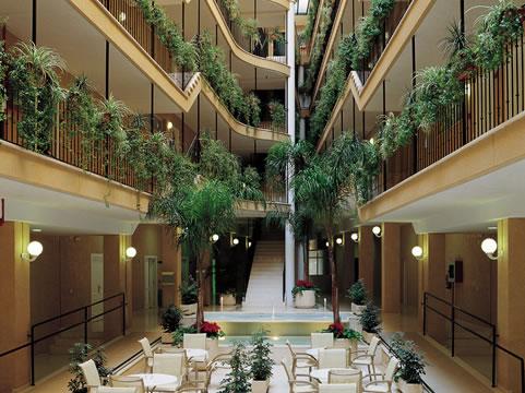 Hotel nh jardines del turia valencia ciudad valencia - Jardin del turia valencia ...