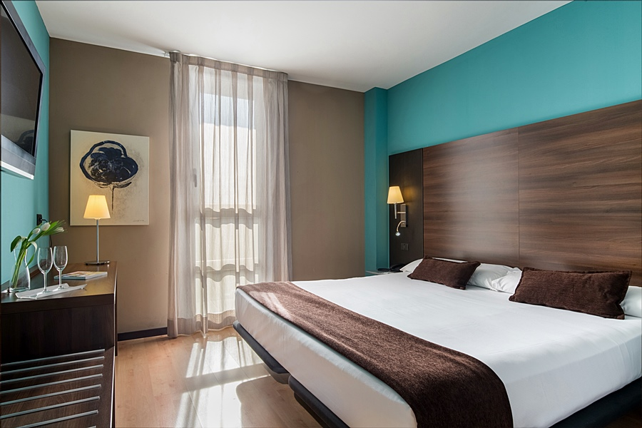 Hotel eurostars rey fernando zaragoza ciudad zaragoza for Hoteles familiares en zaragoza capital