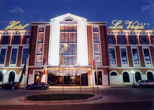 Hotel La Vega Valladolid Ciudad Valladolid