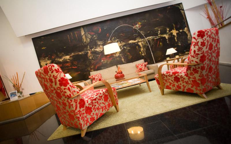 Hotel husa spa jardines de albia bilbao vizcaya for Spa jardines de albia ofertas