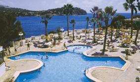 hotel barcelo jardin del mar santa ponsa mallorca