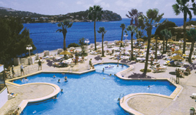 Hotel barcelo jardin del mar santa ponsa mallorca for Barcelo jardin mar