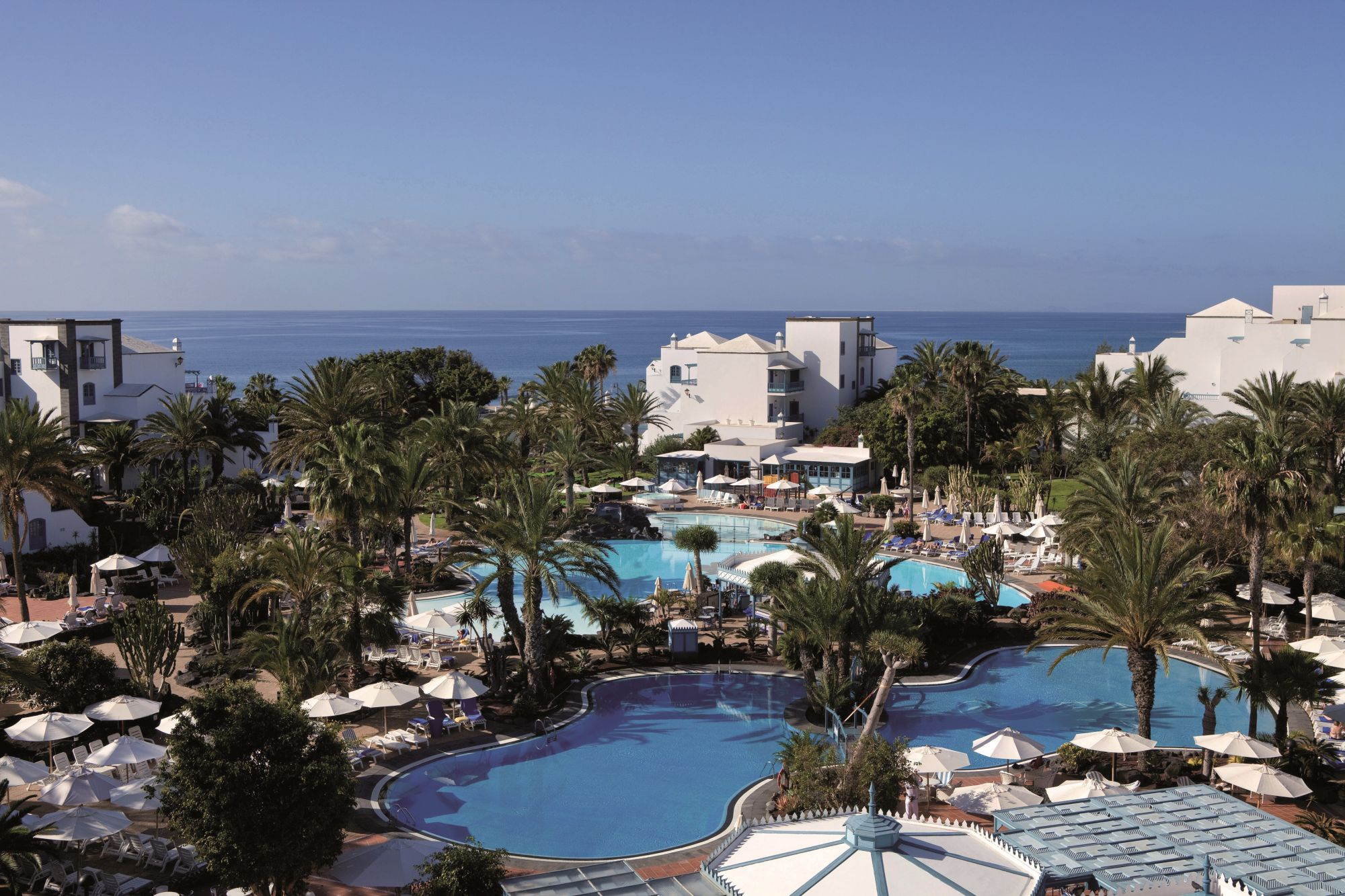 HOTEL SEASIDE LOS JAMEOS PLAYA Puerto Del Carmen - Lanzarote