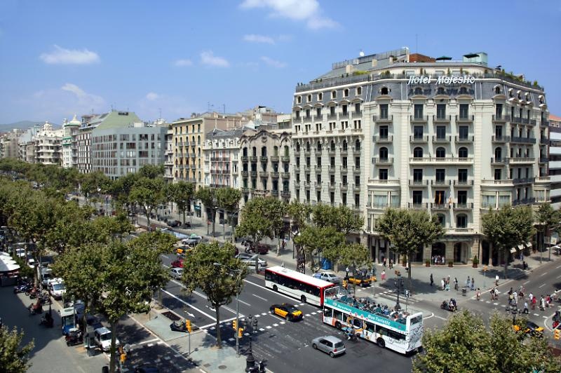 Hotel Majestic Barcelona Ciudad Barcelona