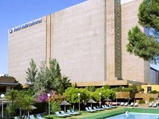 Hotel melia lebreros sevilla ciudad sevilla for Piscina melia lebreros sevilla