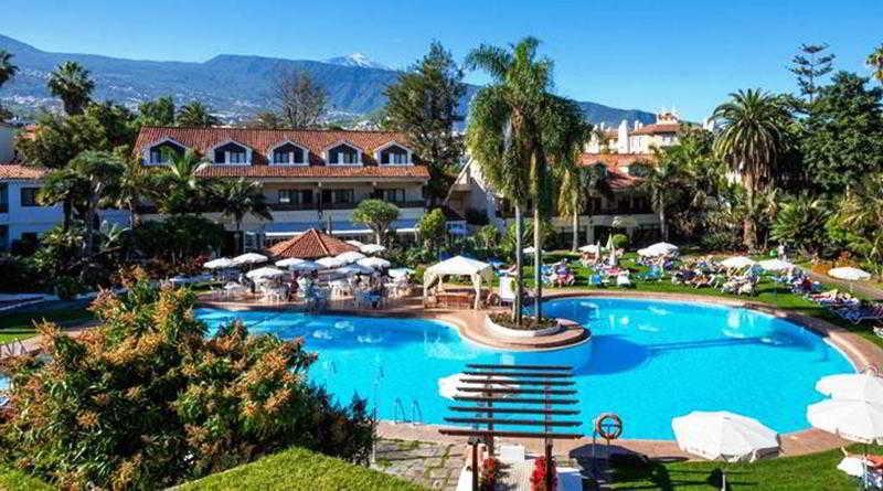 Hotel sol parque san antonio puerto de la cruz tenerife - Sol parque san antonio puerto de la cruz ...