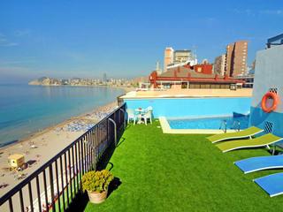 Hotel marconi benidorm playa levante benidorm costa blanca - Restaurante el puerto benidorm ...