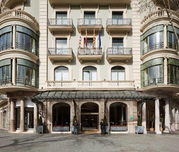 Hotel majestic hotel spa barcelona paseo de gracia for Hotel gracia barcelona