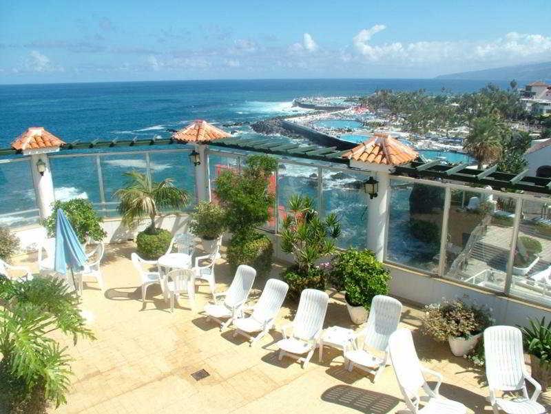 Hotel san telmo puerto de la cruz tenerife for Hotel luxury san telmo