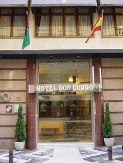 hotel sercotel don curro