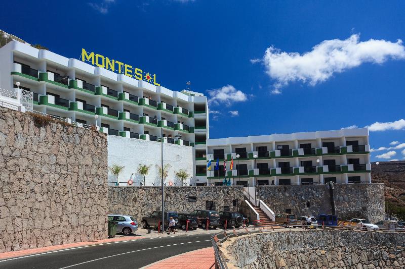 Apartamentos montesol puerto rico gran canaria - Hoteles en puerto rico gran canaria ...