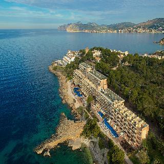 Hotel iberostar jardin del sol suites santa ponsa mallorca for Hotel jardin del sol mallorca