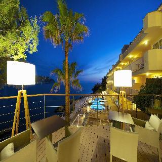 Hotel iberostar jardin del sol suites santa ponsa mallorca - Hotel jardin del sol ...