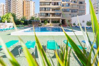 Apartamentos gemelos ii iv gestaltur benidorm playa levante benidorm costa blanca - Apartamentos gemelos xxii benidorm ...
