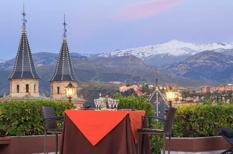 Hotel Barcelo Carmen Granada Granada Ciudad Granada