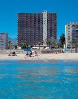 Hotel poseidon playa benidorm playa levante benidorm for Hotel poseidon playa