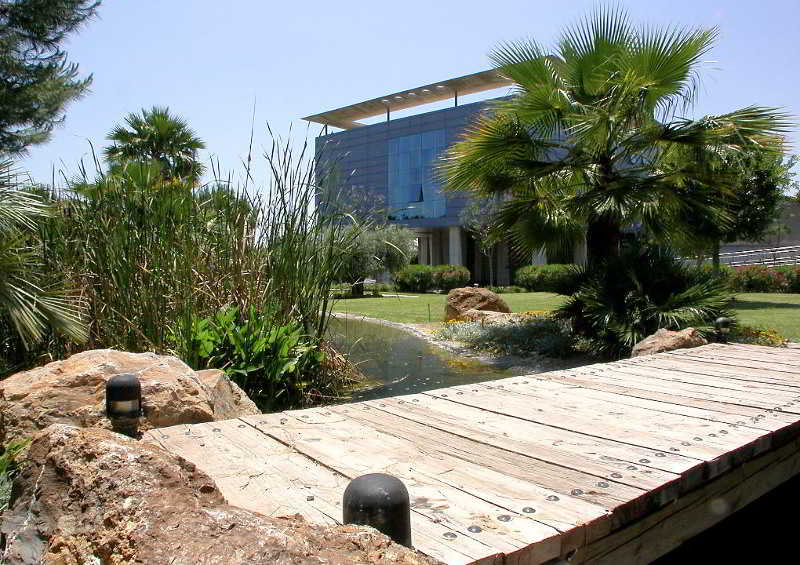 Hotel jardines de amaltea lorca murcia for Sercotel spa jardines de lorca