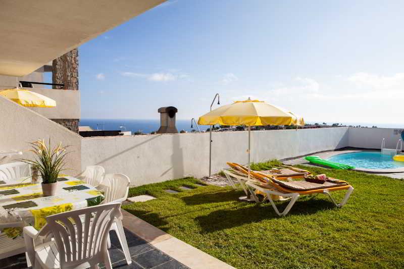 Hotel mirador del mar c b puerto rico gran canaria - Villas en gran canaria con piscina ...