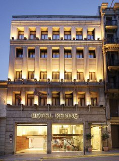 hotel occidental reding