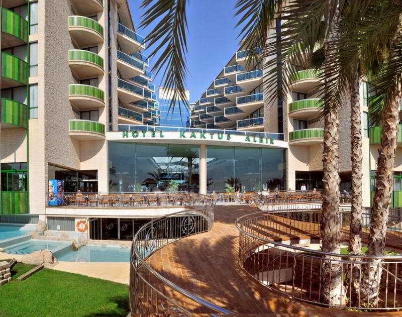 Hotel kaktus albir alfaz del pi alicante for Hoteles interior alicante