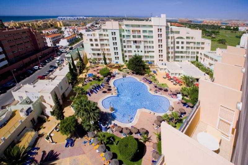 Apartamentos mar y golf aptos roquetas de mar almeria - Apartamentos argar almeria ...