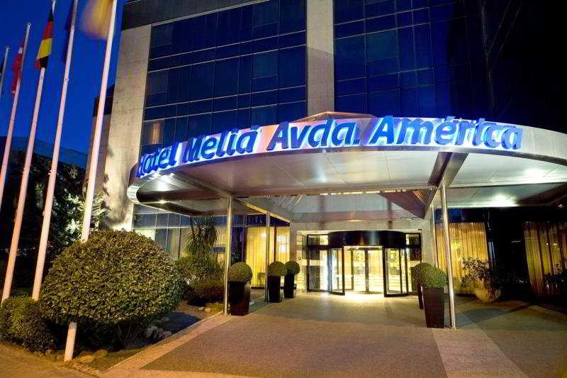Hotel melia avenida america madrid ciudad madrid for Hotel america madrid