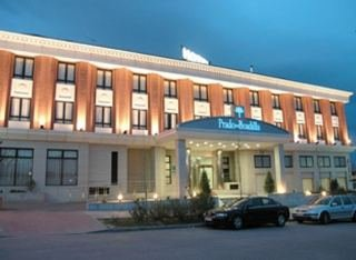 hotel husa via madrid