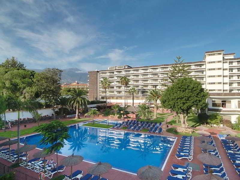 Hotel hotasa puerto resort bonanza y canarife palace - Hotel canarife palace puerto de la cruz ...
