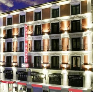 Hotel petit palace arenal puerta del sol plaza mayor for Hotel arenal madrid