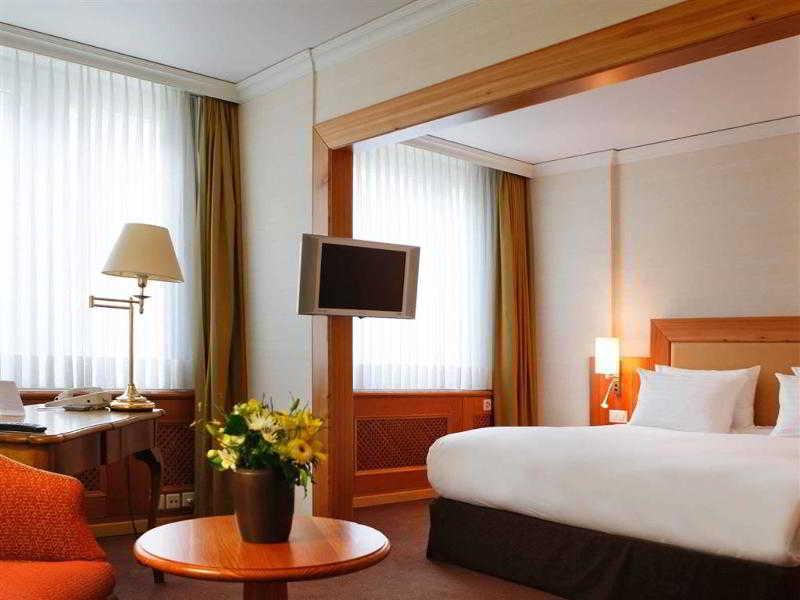 Hotel mgallery continental zurich ciudad zurich for Casa moderna zurigo