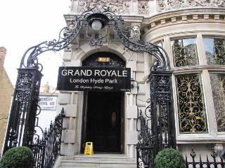 Hotel Grand Royale London Hyde Park Bayswater Londres