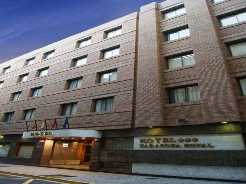 Ofertas de hoteles en zaragoza ciudad zaragoza for Hoteles familiares en zaragoza capital