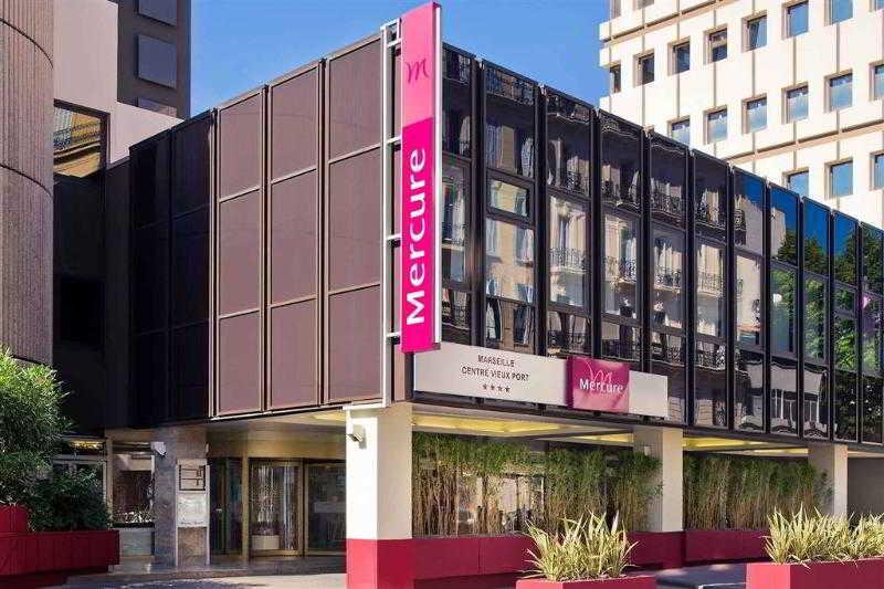 hotel mercure marseille centre marseille marsella