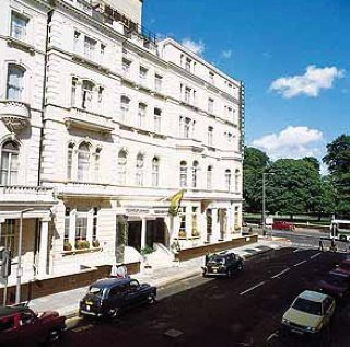 Hotel thistle kensington palace kensington londres for Thistle kensington gardens hotel