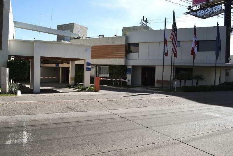 Hotel Arborea Guadalajara Mexico