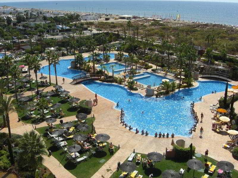 Hotel puerto antilla grand hotel islantilla huelva - Puerto antilla grand hotel ...