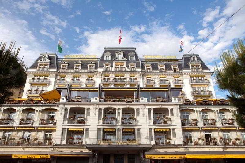 hotel grand hotel suisse majestic