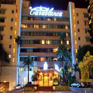 hotel casablanca on the ocean miami beach miami area fl. Black Bedroom Furniture Sets. Home Design Ideas