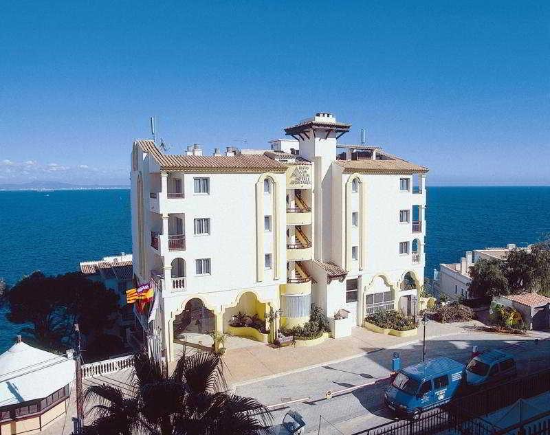 Apartamentos roc illetas playa bouganvilla illetas mallorca - Apartamentos baratos playa vacaciones ...