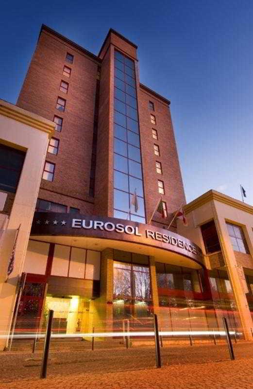 hotel eurosol residence leiria centro portugal. Black Bedroom Furniture Sets. Home Design Ideas