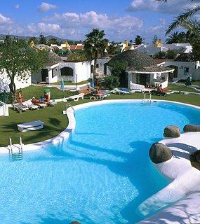 Apartamentos bungalows parque romantico i y ii playa del ingles gran canaria - Apartamentos playa del ingles economicos ...