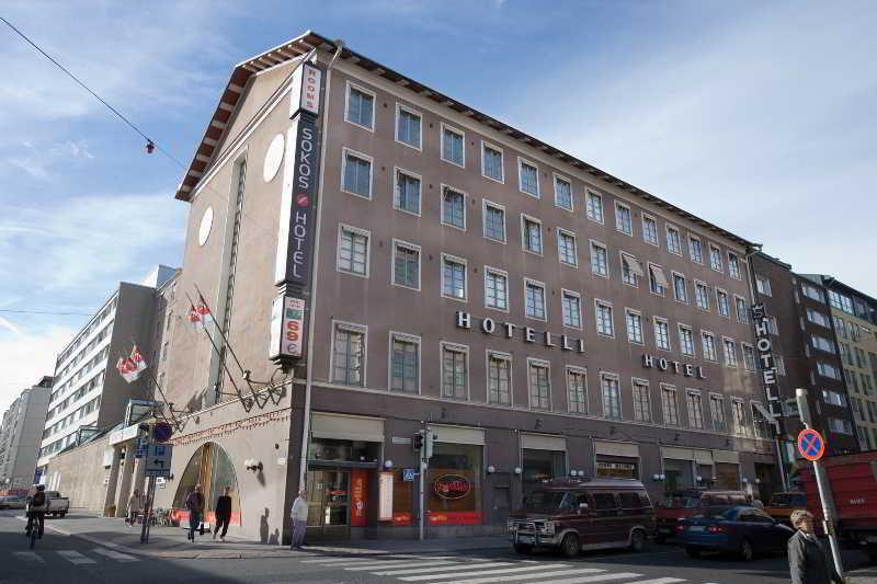 Hotel Original Sokos Hotel Seurahuone Turku Turku Ciudad