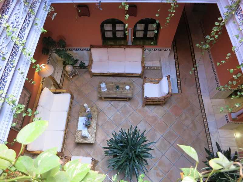 Hotel Patio De La Alameda Sevilla Ciudad Sevilla
