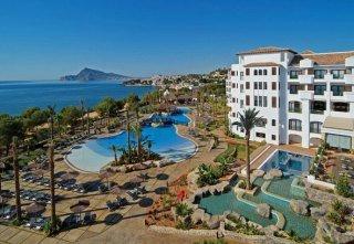 Estupendo fin de semana en el Hotel Villa Gadea en Altea