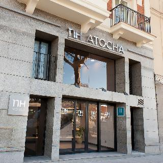 hotel nh madrid atocha