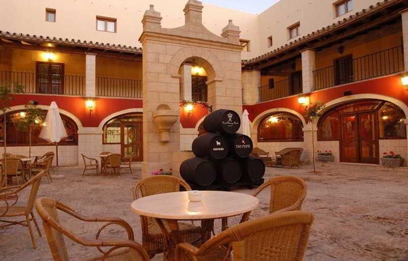 Hotel bodega real puerto de santa maria cadiz - Hotel bodega real el puerto ...
