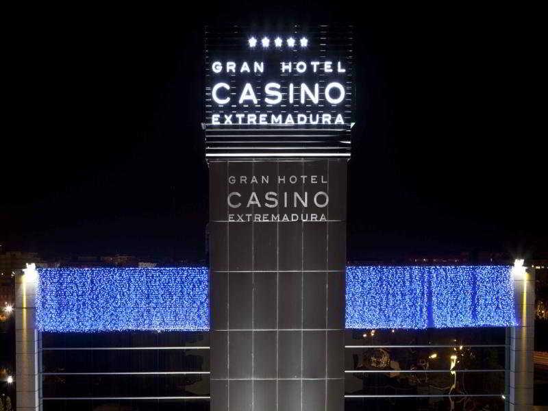 hotel casino extremadura habitacions superior