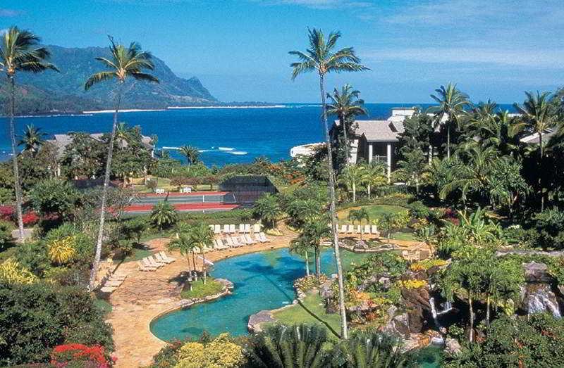 HOTEL HANALEI BAY RESORT u0026 HOTEL Princeville - Hawaii - Kauai - hi