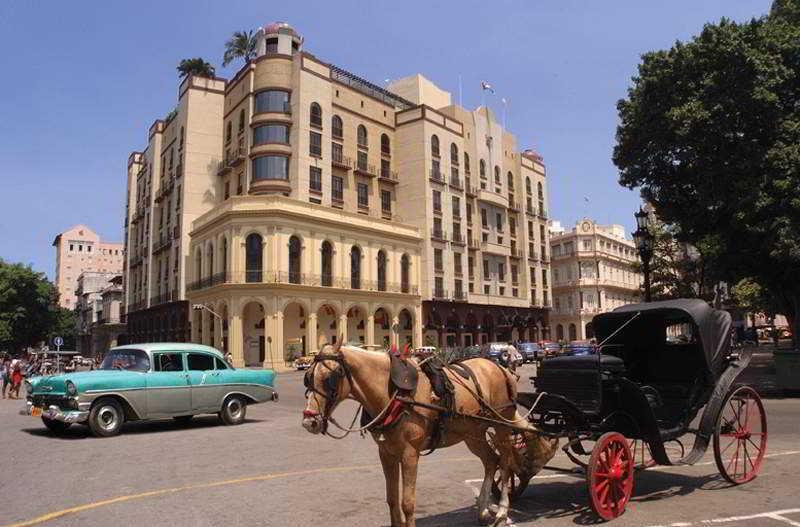 Hotel nh parque central la habana vieja la habana for Calle neptuno e prado y zulueta habana vieja habana cuba
